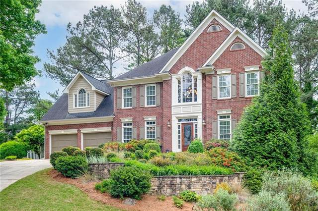 11045 Pennbrooke Crossing, Johns Creek, GA 30097 (MLS #6877522) :: North Atlanta Home Team