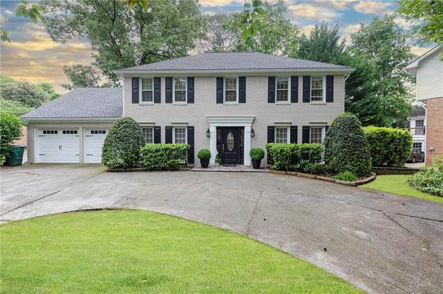 2951 Gant Quarters Circle, Marietta, GA 30068 (MLS #6877527) :: North Atlanta Home Team