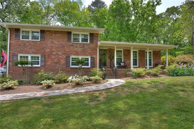219 Woodland Drive, Calhoun, GA 30701 (MLS #6877540) :: The Gurley Team