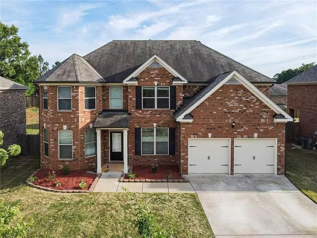 641 Vendella Circle, Mcdonough, GA 30253 (MLS #6877546) :: North Atlanta Home Team