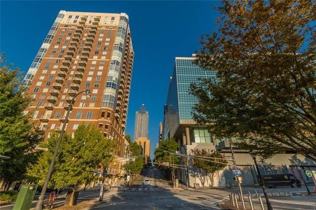 285 Centennial Olympic Park Drive NW #203, Atlanta, GA 30313 (MLS #6877553) :: Good Living Real Estate