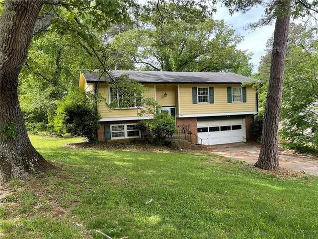 4222 Abilene Court, Decatur, GA 30034 (MLS #6877563) :: North Atlanta Home Team