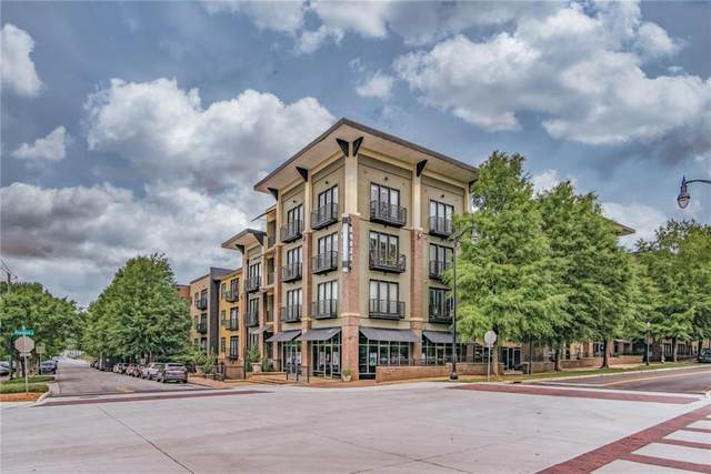 5300 Peachtree Road #1502, Chamblee, GA 30341 (MLS #6877574) :: Maria Sims Group