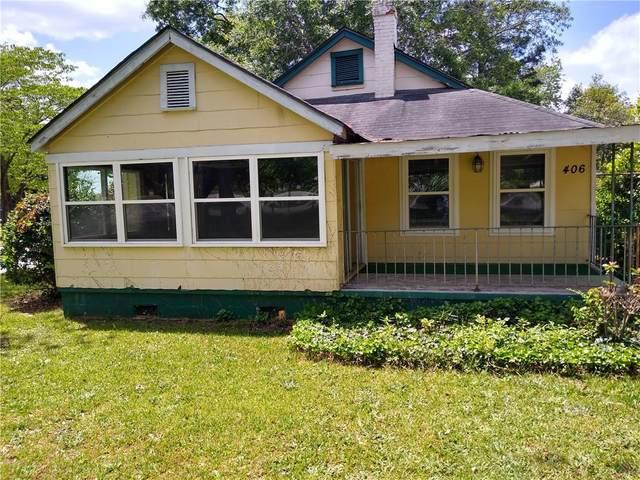 406 Brookwood Drive, Thomaston, GA 30286 (MLS #6877585) :: RE/MAX Prestige