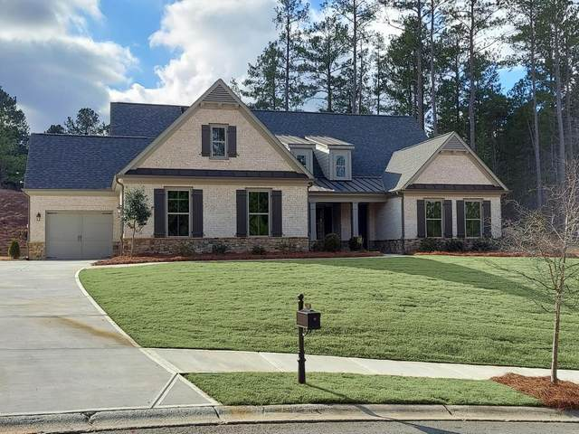 1160 Carl Sanders Drive, Acworth, GA 30101 (MLS #6877591) :: Thomas Ramon Realty