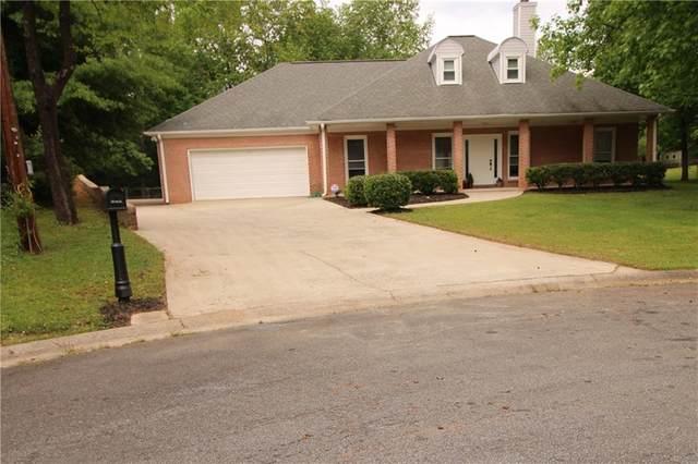 4170 Buckingham Court, Marietta, GA 30066 (MLS #6877628) :: North Atlanta Home Team