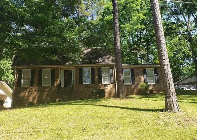 1665 Oak Ridge Circle SW, Stone Mountain, GA 30087 (MLS #6877640) :: North Atlanta Home Team