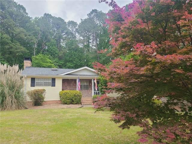 190 Eagle Court, Woodstock, GA 30188 (MLS #6877676) :: Kennesaw Life Real Estate