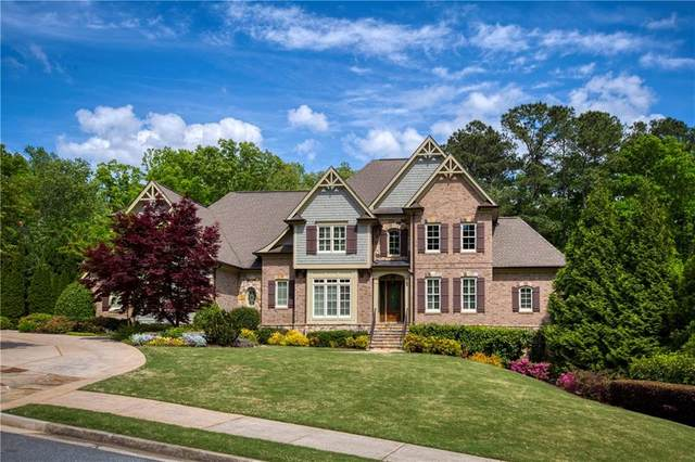 2136 Wolbert Trail, Marietta, GA 30062 (MLS #6877695) :: Path & Post Real Estate