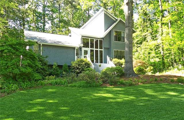 3786 Cliff Crest Drive SE, Smyrna, GA 30080 (MLS #6877762) :: Kennesaw Life Real Estate