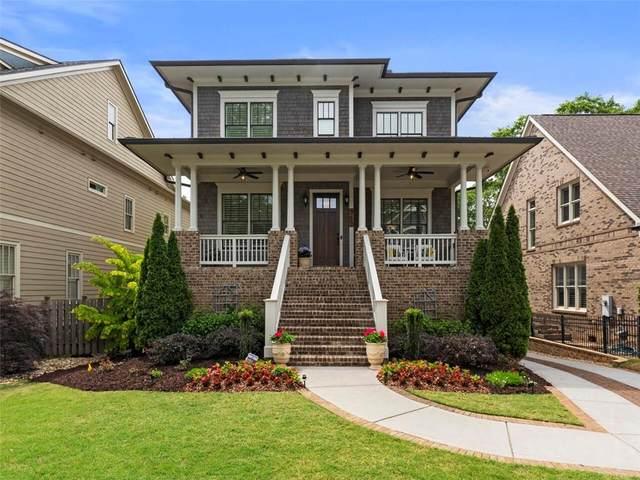 4252 Weaver Street, Smyrna, GA 30080 (MLS #6877775) :: North Atlanta Home Team