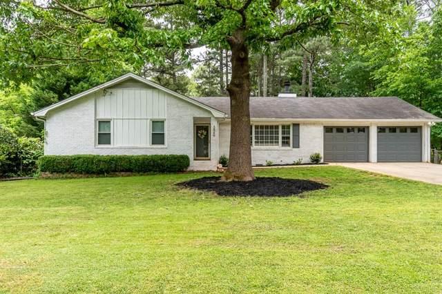 3849 Donald Road SW, Smyrna, GA 30082 (MLS #6877780) :: North Atlanta Home Team