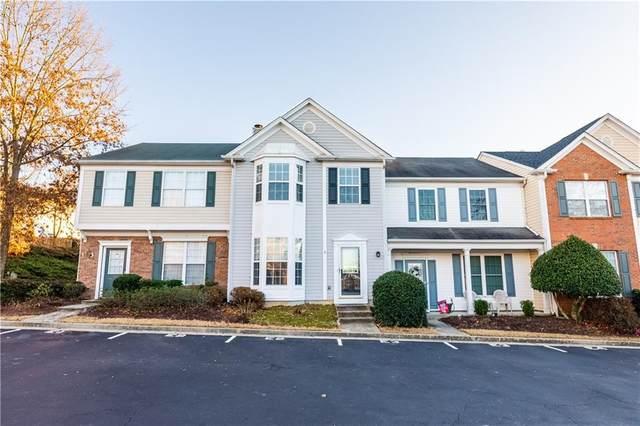10900 Wittenridge Drive E2, Alpharetta, GA 30022 (MLS #6877787) :: AlpharettaZen Expert Home Advisors
