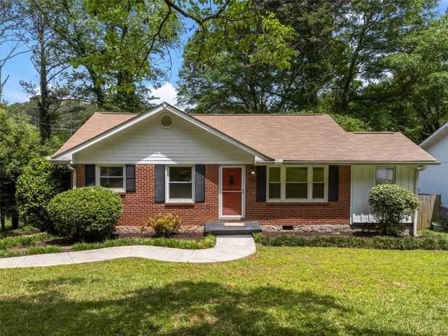 982 Gaylemont Circle, Decatur, GA 30033 (MLS #6877820) :: North Atlanta Home Team