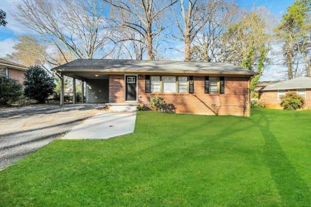 1856 Austell Circle SW, Marietta, GA 30060 (MLS #6877849) :: Kennesaw Life Real Estate
