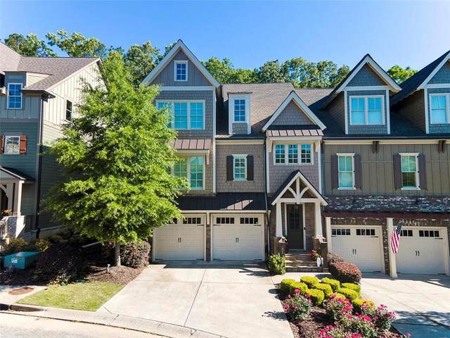 202 Trecastle Square, Canton, GA 30114 (MLS #6877852) :: The Heyl Group at Keller Williams