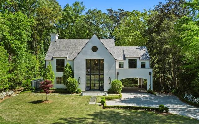 147 W Paces Ferry Road NW, Atlanta, GA 30305 (MLS #6877865) :: North Atlanta Home Team