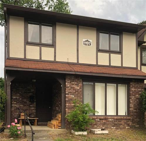 1197 Ashborough Drive SE A, Marietta, GA 30067 (MLS #6877880) :: RE/MAX Prestige
