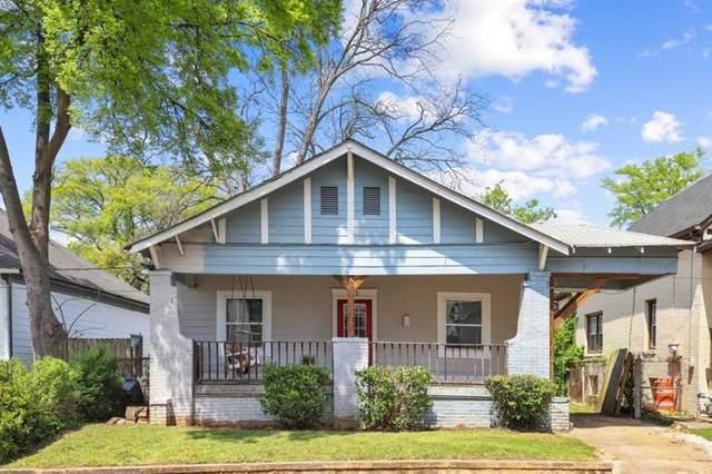 422 Gartrell Street SE, Atlanta, GA 30312 (MLS #6877897) :: Todd Lemoine Team