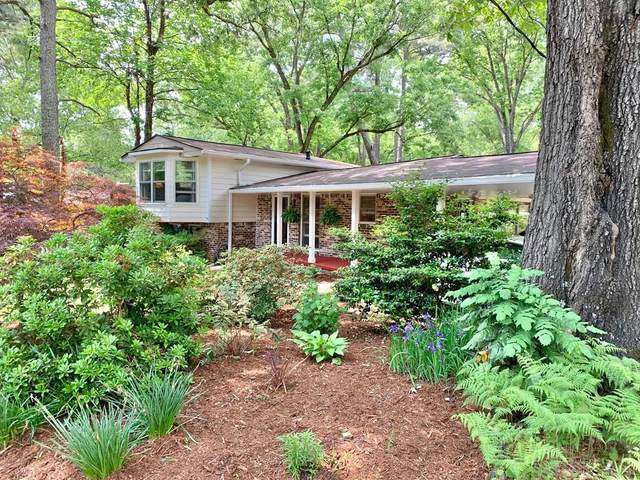 2529 Warwick Circle NE, Atlanta, GA 30345 (MLS #6877898) :: Todd Lemoine Team