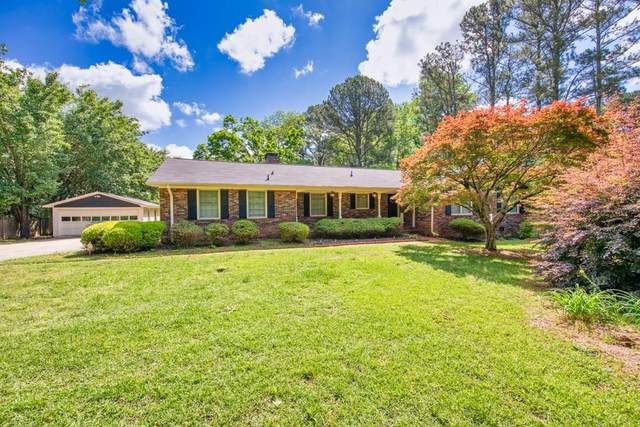 1240 Mount Paran Church Road, Monroe, GA 30655 (MLS #6877908) :: The Hinsons - Mike Hinson & Harriet Hinson