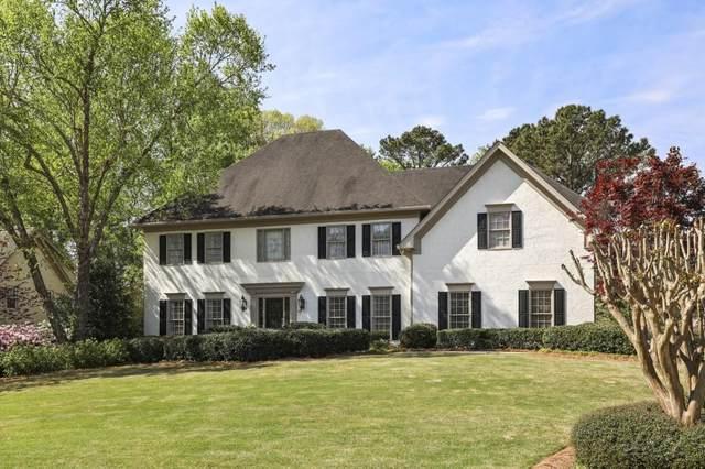 2805 Harwick Drive, Atlanta, GA 30350 (MLS #6877921) :: Path & Post Real Estate