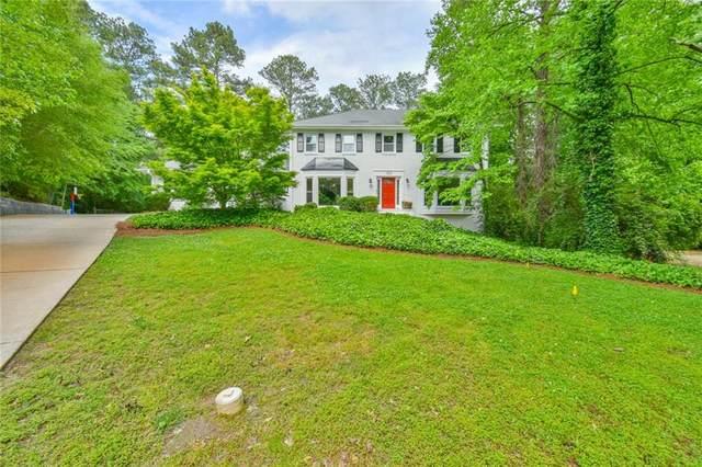353 Greenfield Court, Marietta, GA 30068 (MLS #6877930) :: North Atlanta Home Team