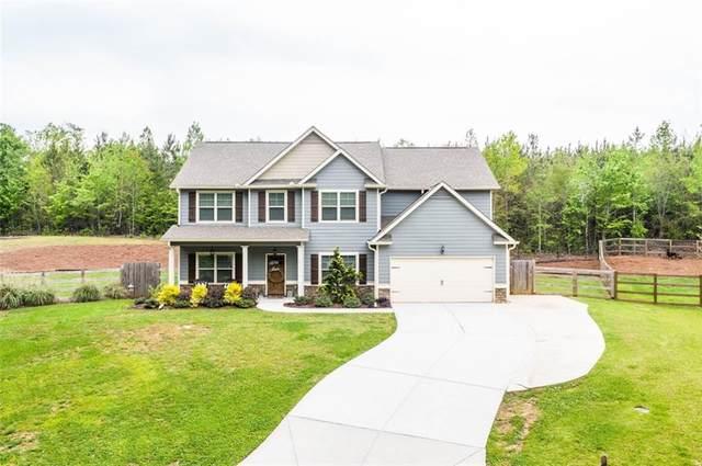 586 Kristie Lane, Bremen, GA 30110 (MLS #6877953) :: RE/MAX Paramount Properties