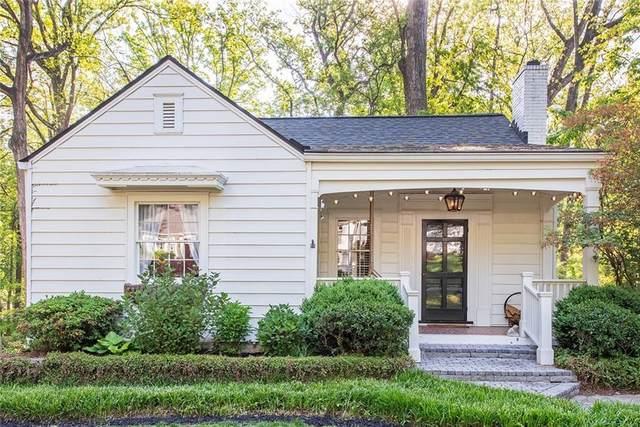 2067 Cottage Lane NW, Atlanta, GA 30318 (MLS #6877978) :: North Atlanta Home Team
