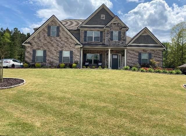 1813 Sycamore Drive, Loganville, GA 30052 (MLS #6877980) :: North Atlanta Home Team