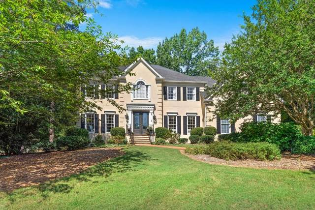 5426 Brooke Farm Drive, Dunwoody, GA 30338 (MLS #6877988) :: North Atlanta Home Team