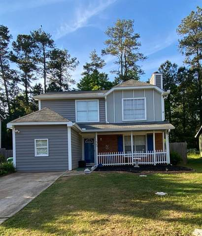 4946 Windsor Downs Drive, Decatur, GA 30035 (MLS #6878000) :: The Zac Team @ RE/MAX Metro Atlanta