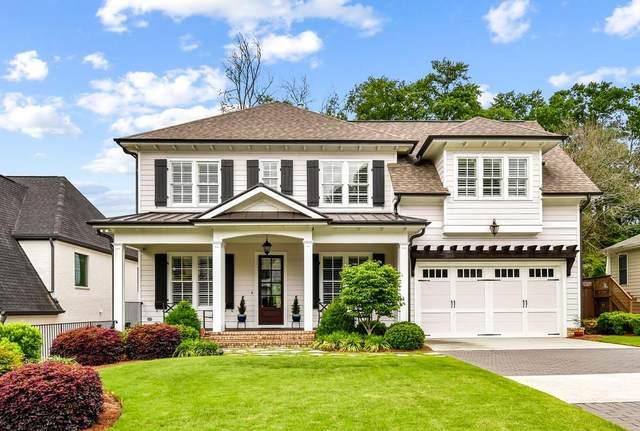 1463 Grant Drive NE, Brookhaven, GA 30319 (MLS #6878026) :: Scott Fine Homes at Keller Williams First Atlanta