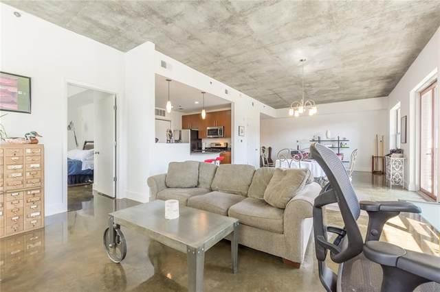 845 Spring Street NW #302, Atlanta, GA 30308 (MLS #6878028) :: Dawn & Amy Real Estate Team