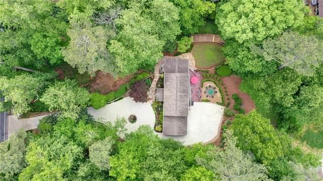 295 River Valley Road, Sandy Springs, GA 30328 (MLS #6878040) :: Scott Fine Homes at Keller Williams First Atlanta