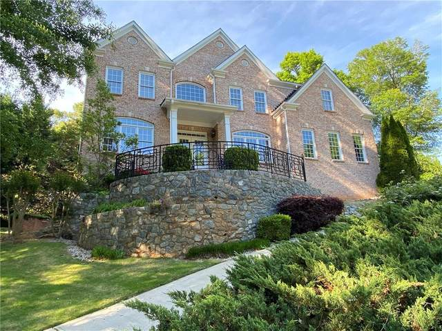 3623 Robinson Walk Drive, Marietta, GA 30068 (MLS #6878041) :: North Atlanta Home Team