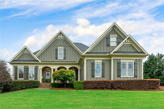 13 Starlight Drive NW, Cartersville, GA 30121 (MLS #6878050) :: The Hinsons - Mike Hinson & Harriet Hinson
