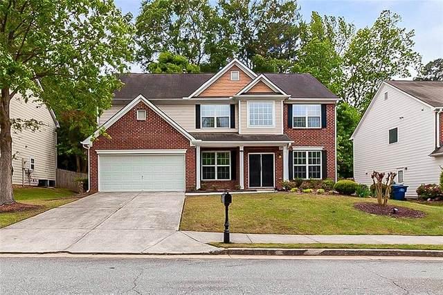 2810 Glenlocke Circle NW, Atlanta, GA 30318 (MLS #6878056) :: North Atlanta Home Team