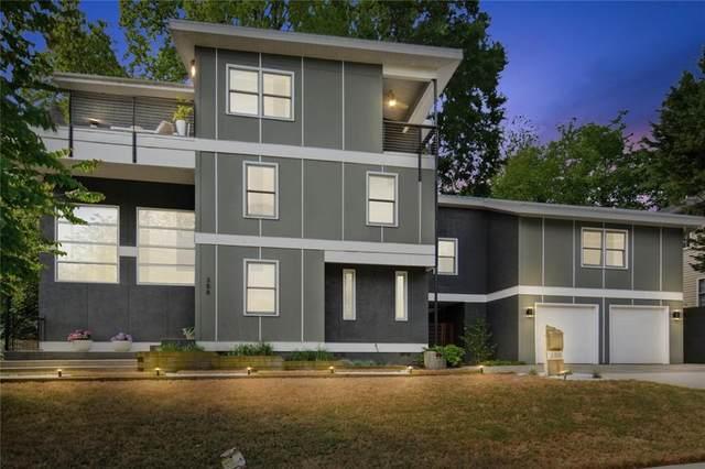 388 Richards Street NW, Atlanta, GA 30318 (MLS #6878061) :: Dillard and Company Realty Group