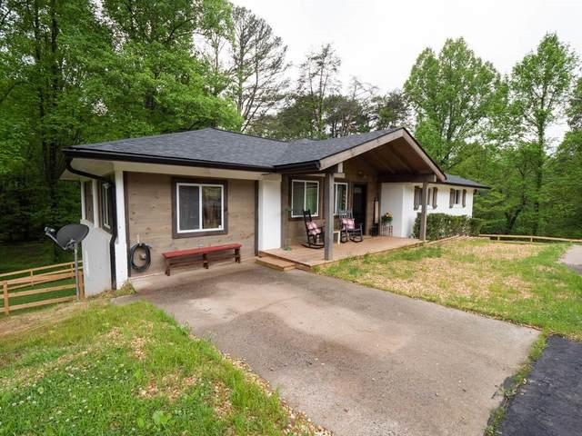 4214 Blue Ridge Drive, Blue Ridge, GA 30513 (MLS #6878083) :: North Atlanta Home Team