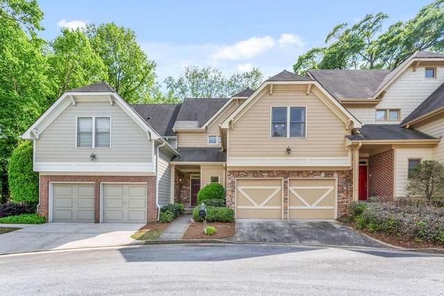 2571 SE Village Creek Landing SE, Atlanta, GA 30316 (MLS #6878085) :: Todd Lemoine Team