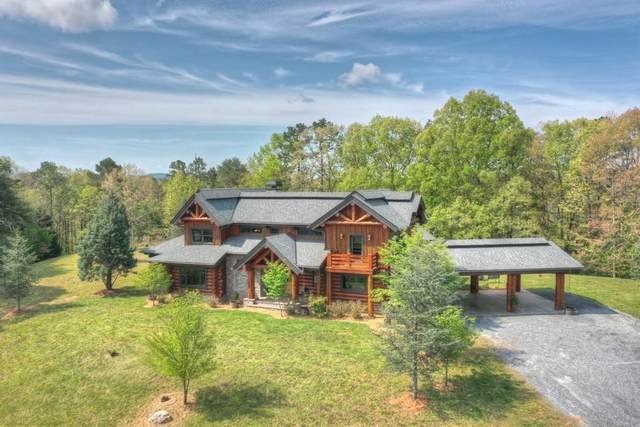 1000 Mulkey Road, Ellijay, GA 30536 (MLS #6878087) :: The Gurley Team