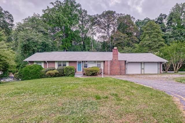 303 Brookwood Drive SW, Marietta, GA 30064 (MLS #6878088) :: North Atlanta Home Team