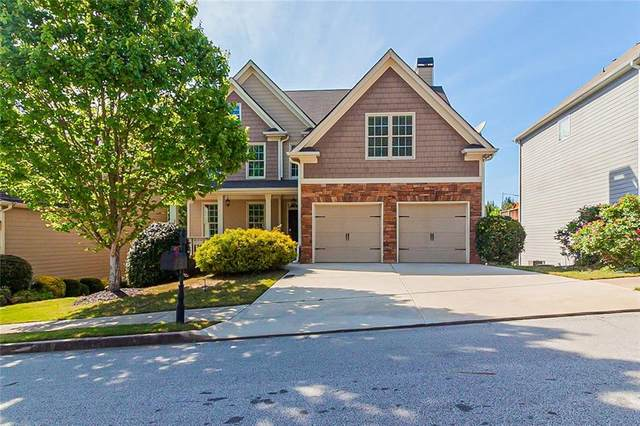 591 Blackberry Run Trail, Dallas, GA 30132 (MLS #6878114) :: Kennesaw Life Real Estate