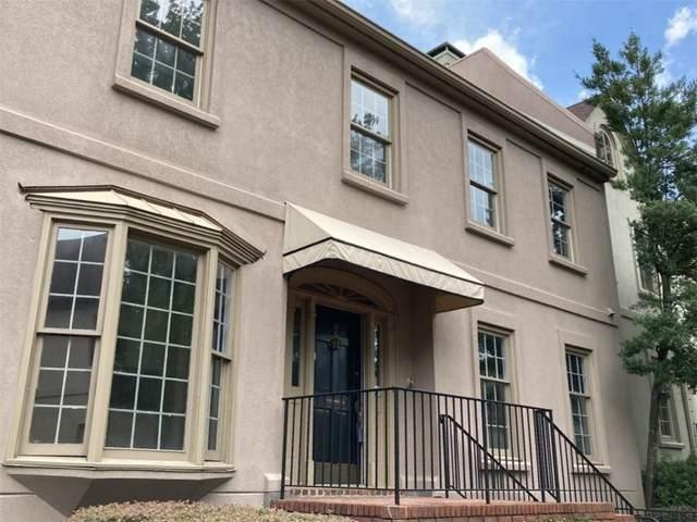 2525 Peachtree Road NE #12, Atlanta, GA 30305 (MLS #6878134) :: The Heyl Group at Keller Williams