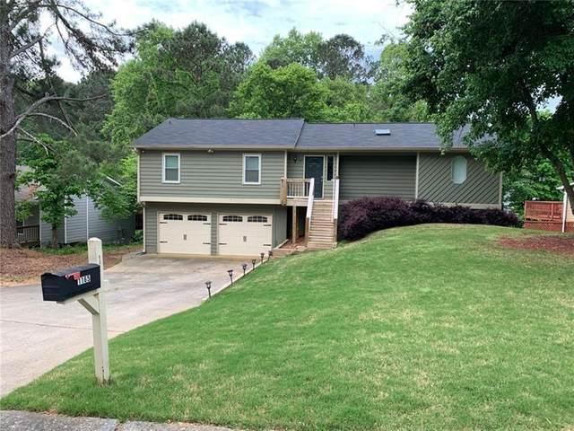 1165 Norfolk Drive NW, Acworth, GA 30102 (MLS #6878143) :: North Atlanta Home Team