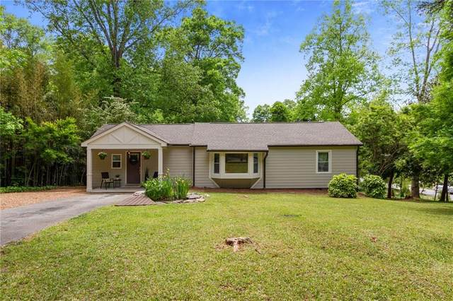 593 Scott Circle, Decatur, GA 30033 (MLS #6878145) :: Path & Post Real Estate