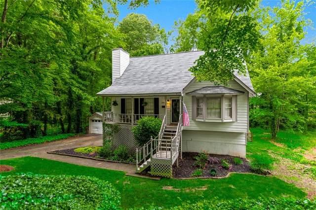 2952 Forest Chase Terrace NE, Marietta, GA 30066 (MLS #6878149) :: North Atlanta Home Team