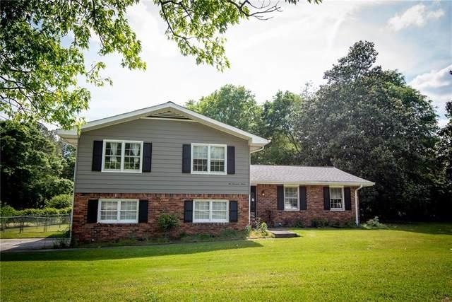 2030 Meadowbrook Circle SW, Conyers, GA 30094 (MLS #6878169) :: North Atlanta Home Team