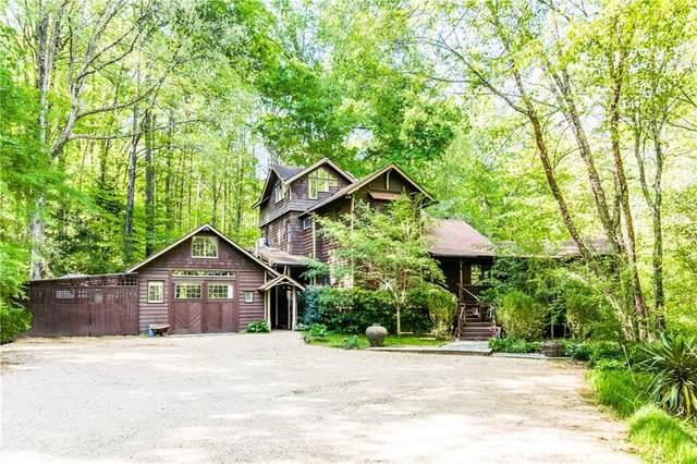 734 Mountain Park Road, Woodstock, GA 30188 (MLS #6878173) :: North Atlanta Home Team